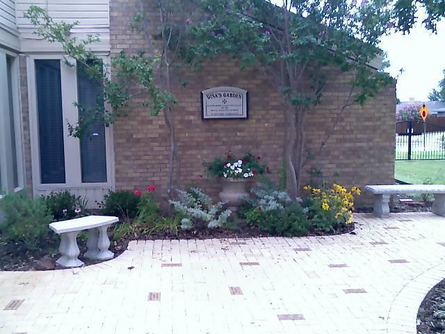 Gina's garden