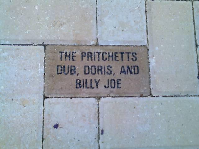 Pritchett brick