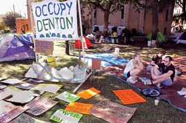 Occupydenton
