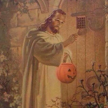 Jesus halloween