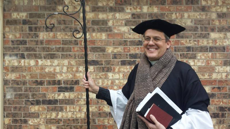 Scot as Cranmer