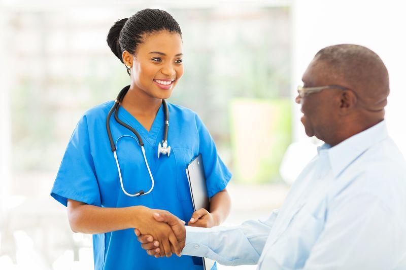 Nurseandpatient
