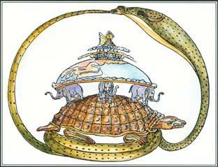 Atlas turtle