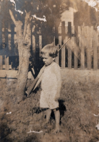 Lehnholf Marshall  First Gun  2 years old